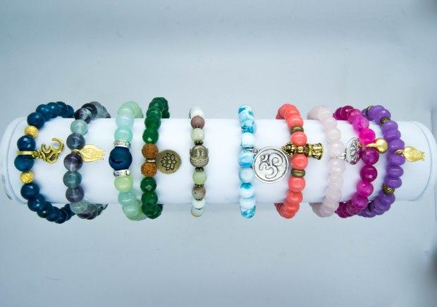 Shanti Bracelet Range For Peace, Tranquility & Inner Calm