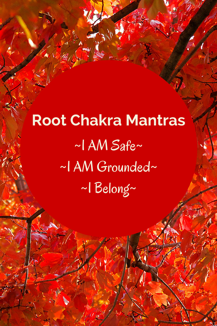 Chakra Activation Workshop Series – Day 6 – Base Chakra, Root Chakra, Muladhara
