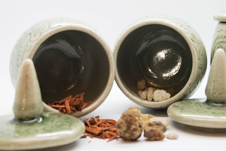 New Product Line, Chakra Balancing Blends Of Loose Incense