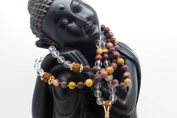 Quintilis Buddha Mala ~ Custom Request