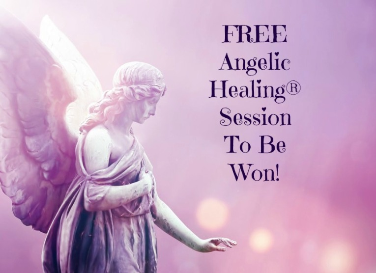 FREE Angelic Healing® Session To Be Won!