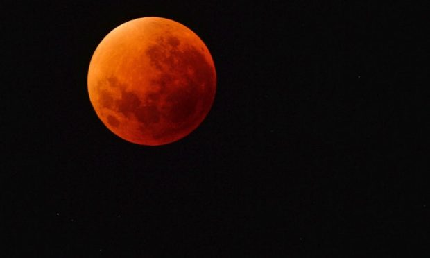 blood moon eclipse leo - photo #35