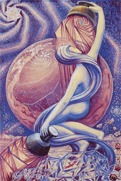 New Moon February Solar Eclipse in Aquarius