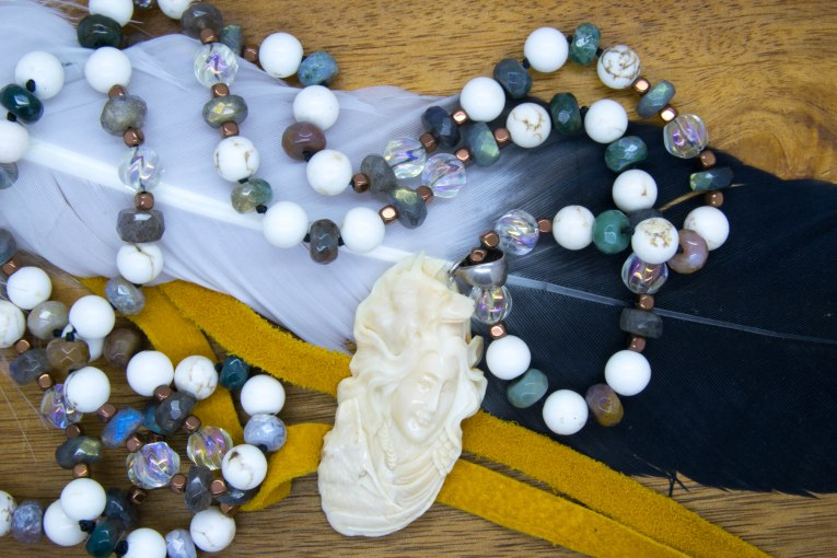 Wolf Spirit Animal Mala & Spirit Animals In General
