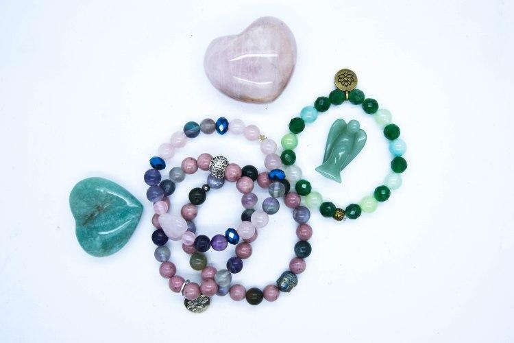 Maitri Range, Heart Chakra Bracelets