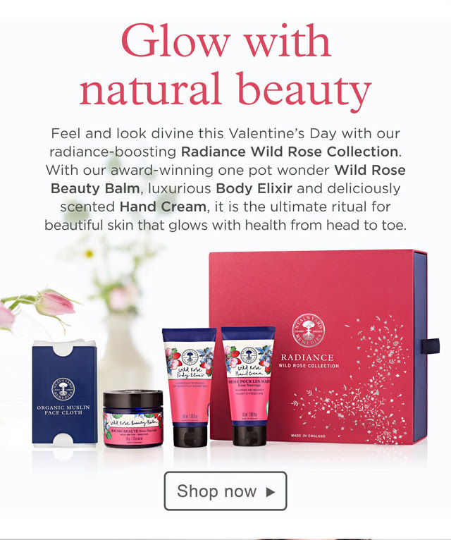 Neals Yard Glow With Natural Beauty