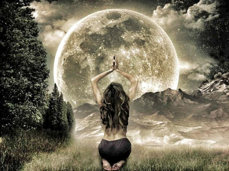 Full Moon In Virgo, Worm Moon, Healing