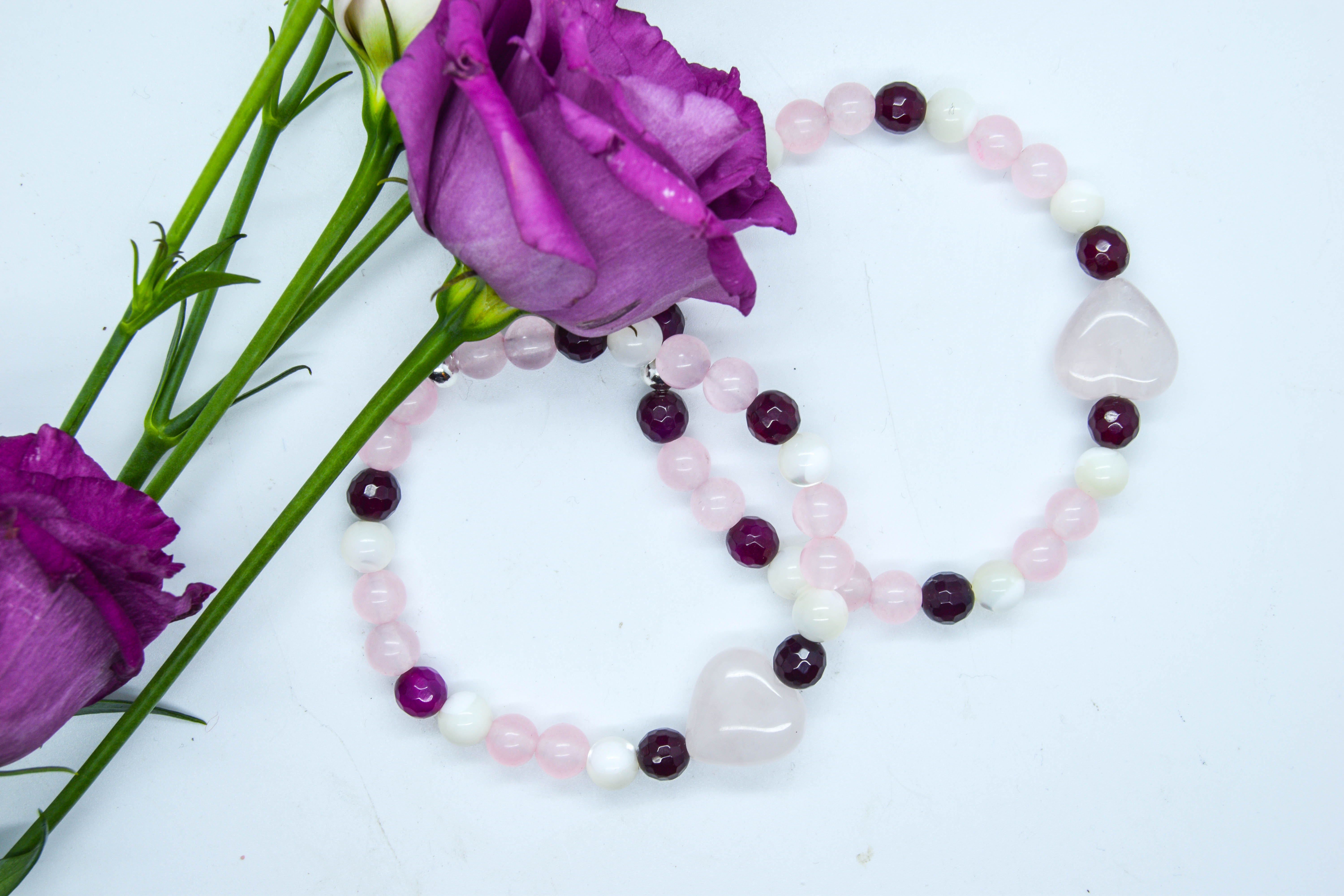 Mini Maitri Bracelets, Youthful Choices