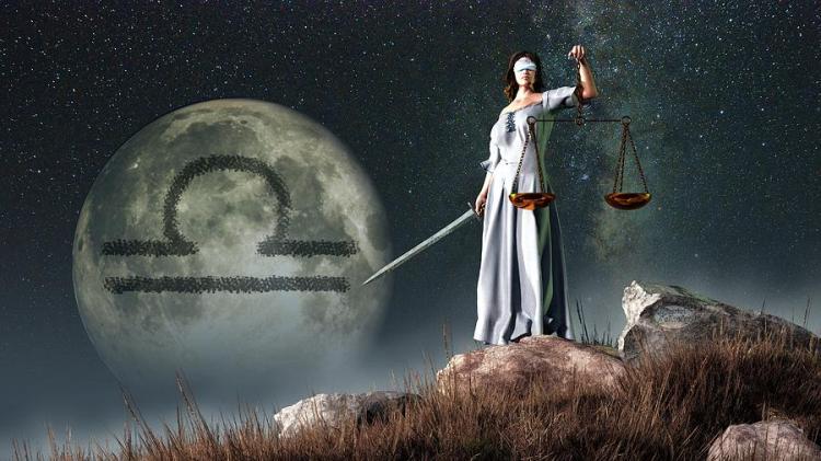 Full Blue Moon In Libra