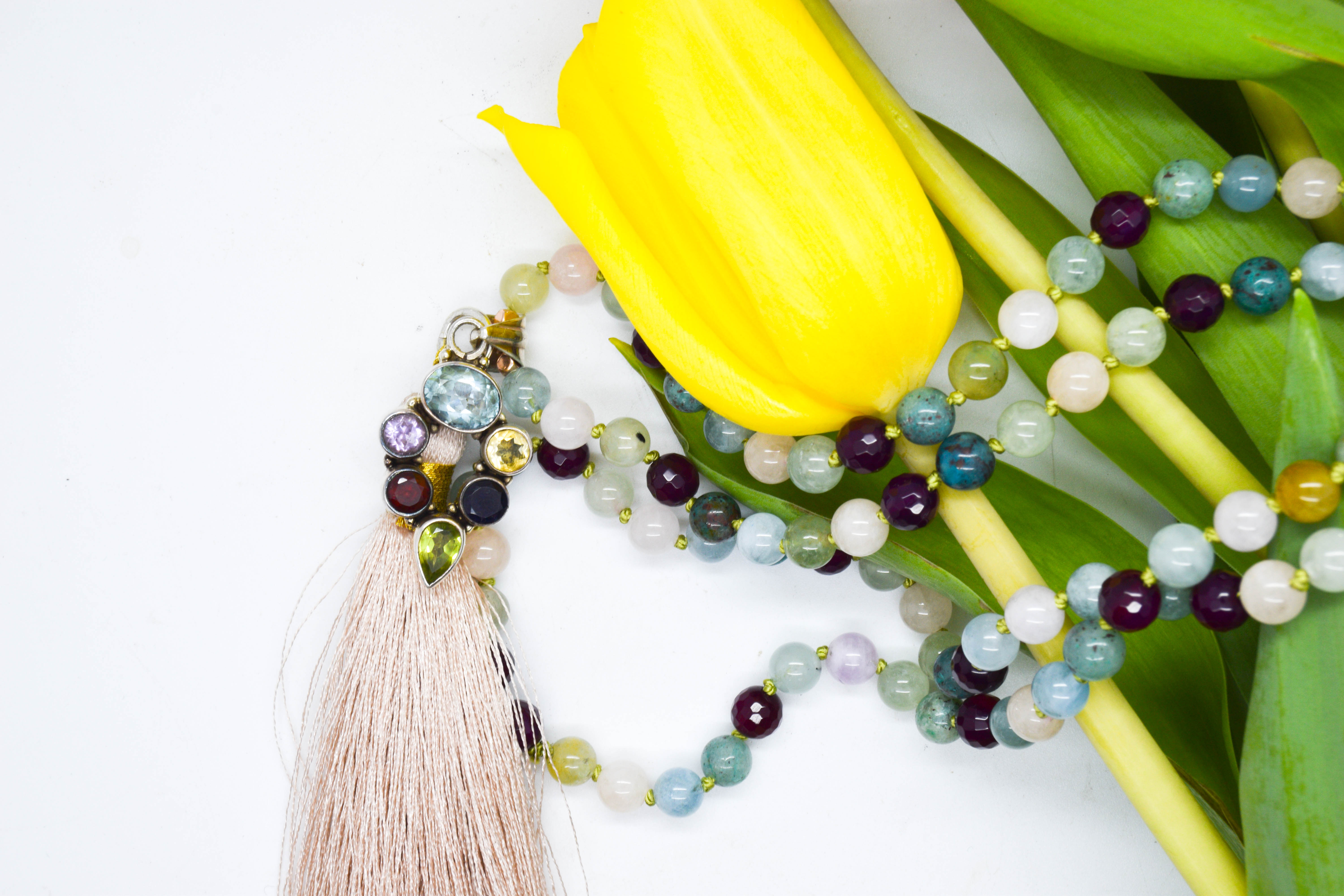 Mixed Gem Mala, Unconditional Love