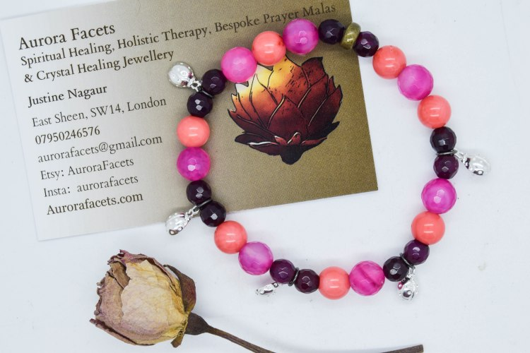 Custom Ladybird Bracelet